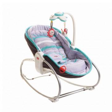 3 In 1 Rocker Napper Grey