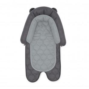 2-In-1 Head Infant Bear Grey