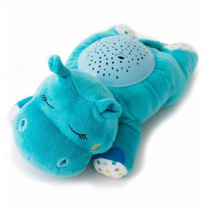 Slumber Buddies Dozzing Hippo
