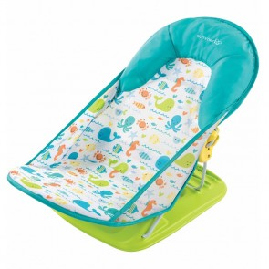 Deluxe Baby Bather-Blue