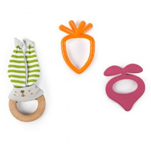 Teether Set - Naturals
