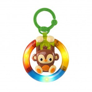 Light up Ring Rattle