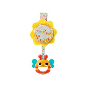 Spin & Rattle Bee