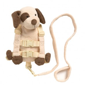 2-In-1 Harness Buddy Tan Puppy