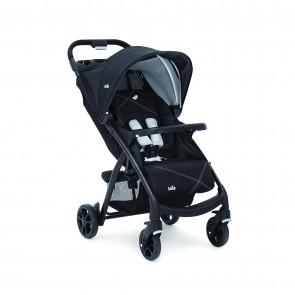 Stroller Muze LX W/FM Black