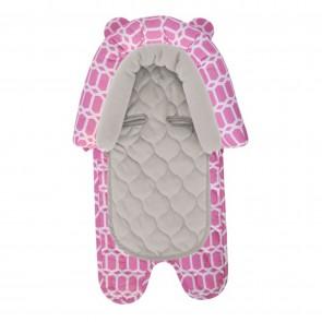 2-In-1 Head Infant Bear Pink
