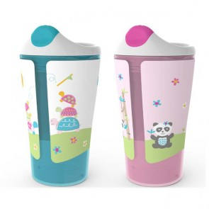 10oz. Sippy Cup - 2 Pack Girl