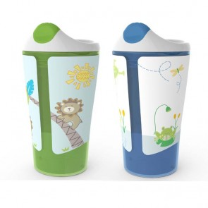10oz. Sippy Cup - 2 Pack Boy