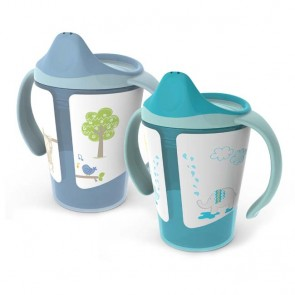 6oz. Training Cup - 2 Pack Boy