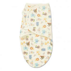 SwaddleMe Little Jungle Uni