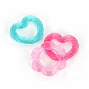 Pink Teether Tubes