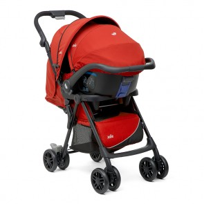 Travel System Aire Step Lx Ts W/Gemm& Rc Ladybird