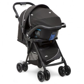 Travel System Aire Step Lx Ts W/Gemm& Rc Midnight