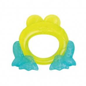 First Bites Stage Teethers - Frog