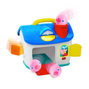 3 Lil' Piggies' Play House