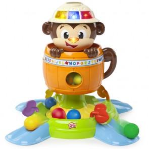 Hide'n Spin Monkey