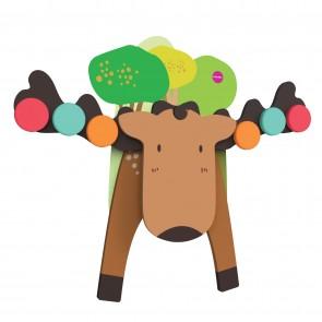 Goofy Moose Balancer