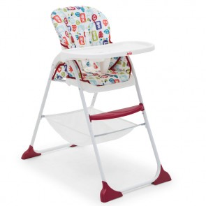 High Chair Mimzy Sancker Block Animals