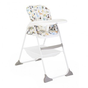 High Chair Mimzy Sancker Alphabet