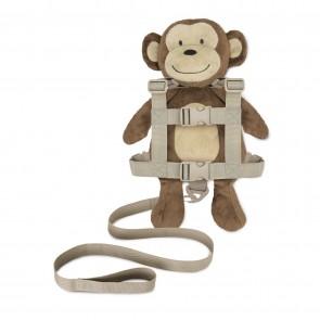 2 in 1 Harness Buddy  Monkey