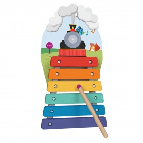 Musical Track Xylophone