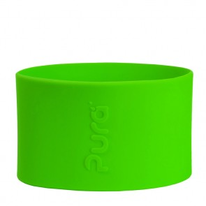 Short Silicone Sleeve, Green